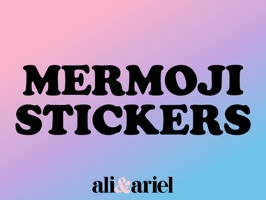 Mermoji Stickers