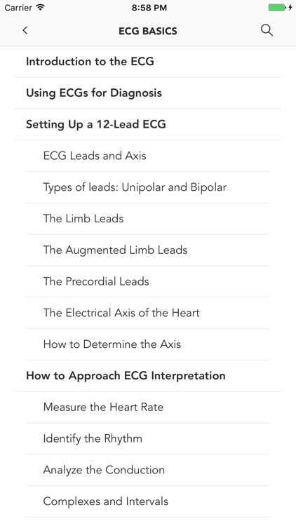 Instant ECG - Mastery of EKG screenshot-3