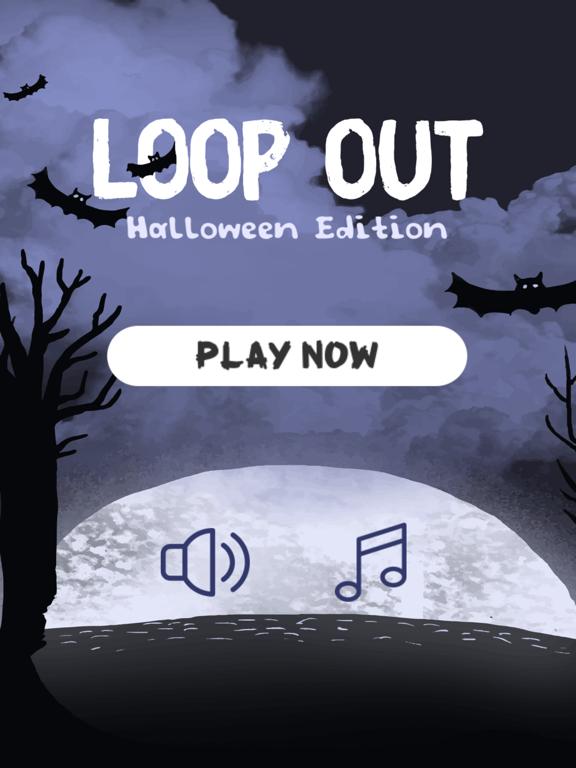 Loop Out Halloween Edition screenshot 5
