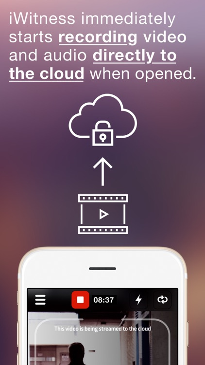 Personal Safety Video app