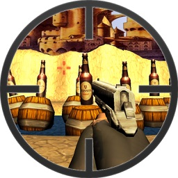 Bottle Shooting Game 3D – Expert Sniper Academy