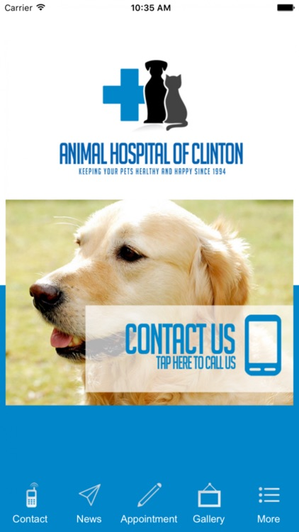 Animal Hospital of Clinton