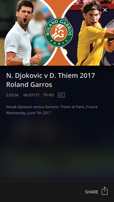 Tennis Channel App Reviews - User Reviews of Tennis Channel