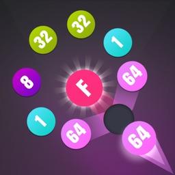 Launch & Merge : Fuse Ballz
