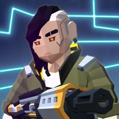 Polygon Cyber Gangster