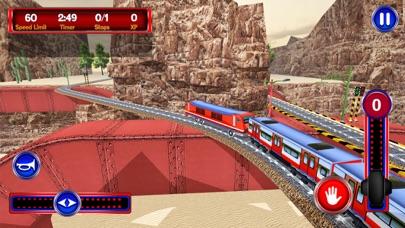Indian Train Drive Simulator screenshot 3
