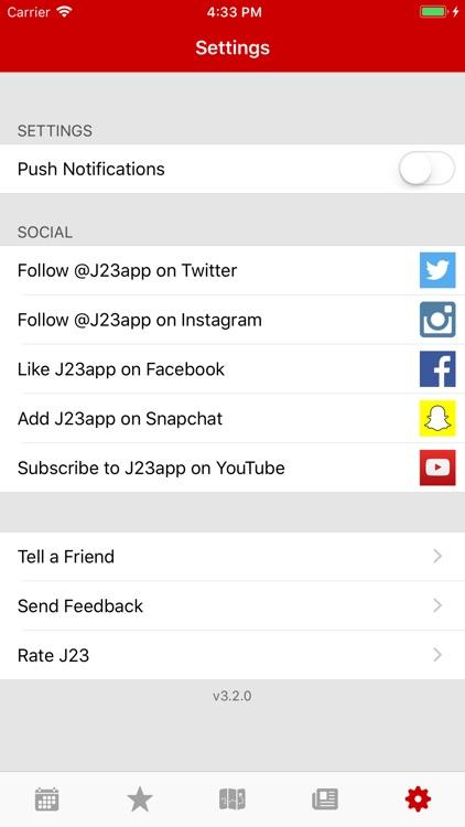 J23 - Release Dates & Restocks screenshot-3