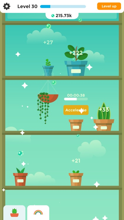 Terrarium: Garden Idle screenshot-2