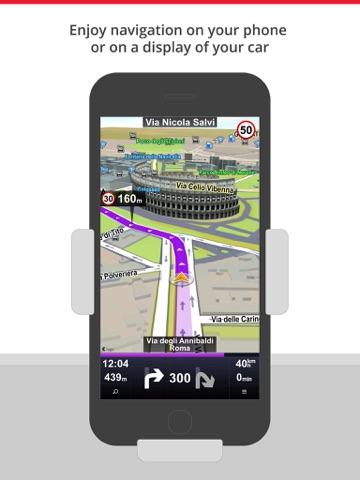 Car Navigation: Maps & Traffic screenshot 1