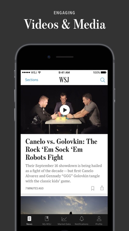The Wall Street Journal. screenshot-4