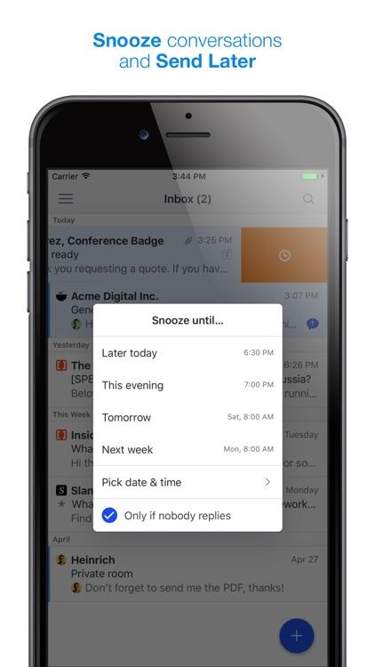 Missive - Email, Chat & Tasks screenshot-3