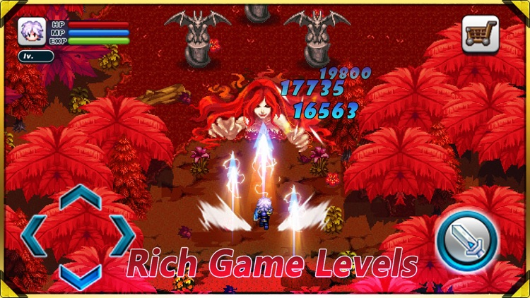 Gods Wars II-Blade of Lucifer screenshot-4