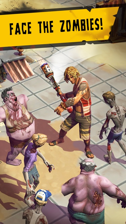 Dead Island: Survivors screenshot-0
