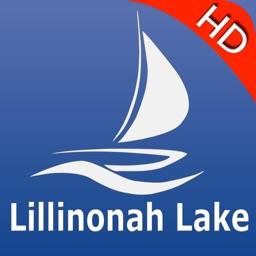 Lillinonah lake GPS Charts Pro