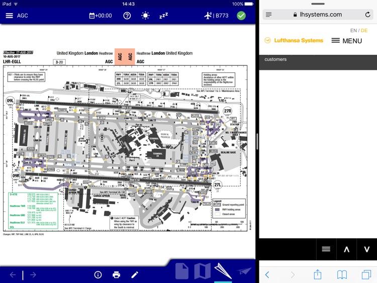 Lido/mPilot screenshot-4