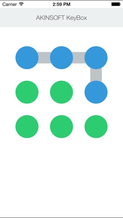 AKINSOFT KeyBox Screenshot