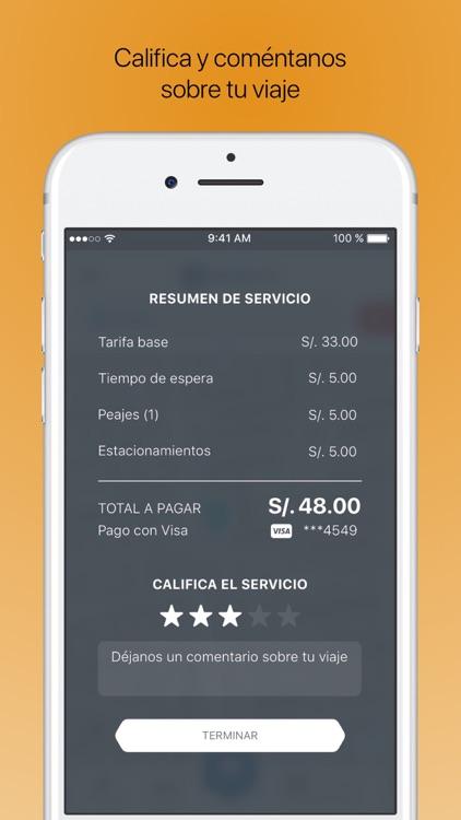 Taxi Vites screenshot-4