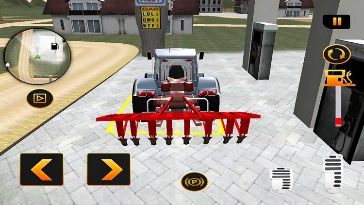 Real Farming Tractor Sim screenshot-4