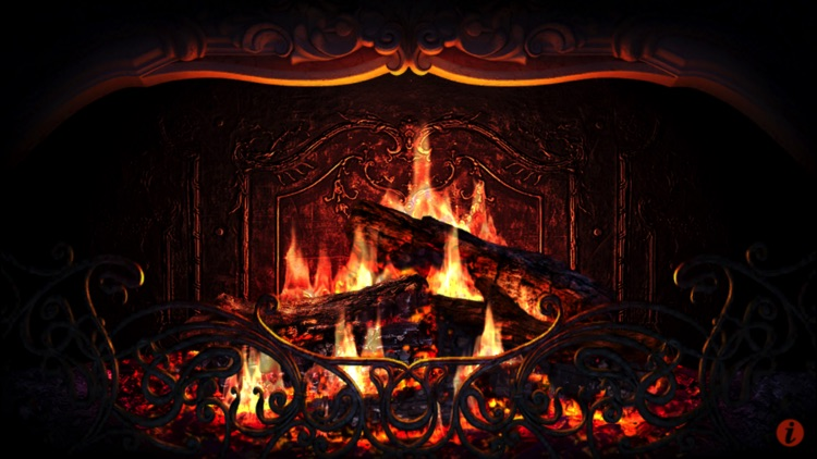 Fireplace 3D screenshot-3