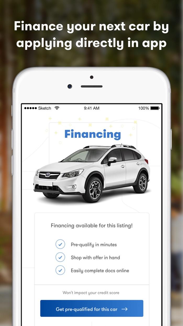 Instamotor: Used Cars for Sale Screenshot