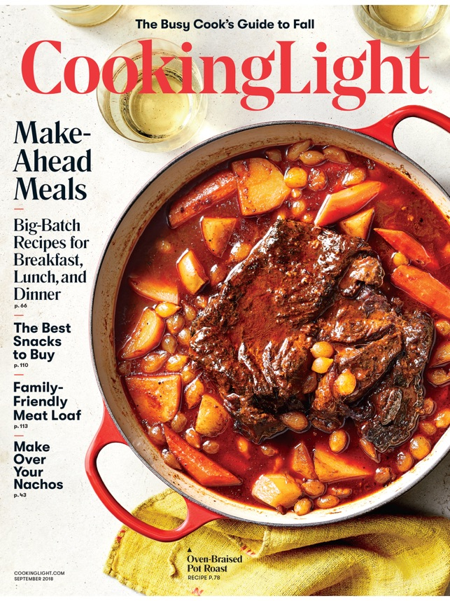 Cooking Light Magazine On The App Store