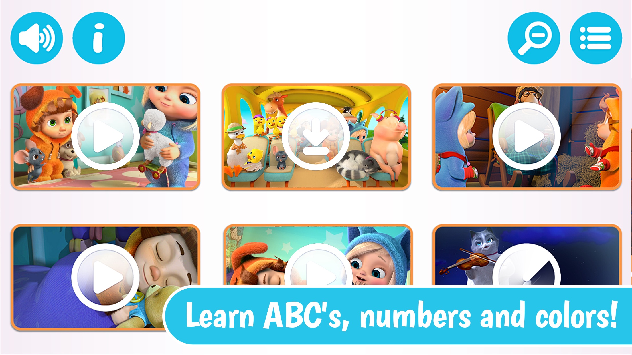 Nursery Rhymes by Dave & Ava Screenshot