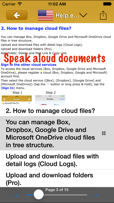 Screenshot #3 pour FilesOnTree - Tree File Explorer