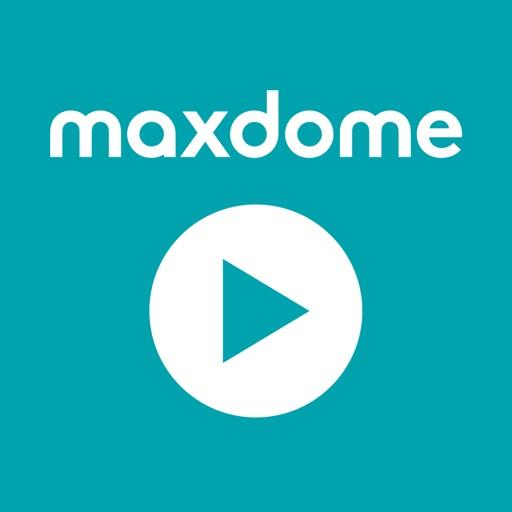 maxdome offizielles logo
