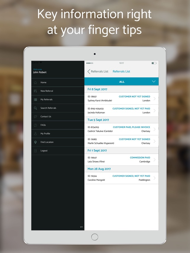 brand new 54c44 1035b  IWG Broker on the App Store