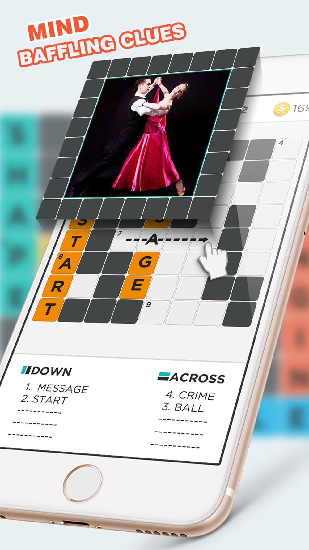 Pic Crossword Puzzles and Quiz hack tool