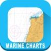 Nautical Charts of USA & GPS Navigation