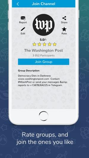 USA Groups for Telegram on the App Store