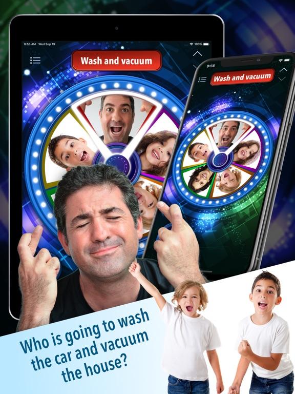 Wheel of Choice Plus screenshot 4