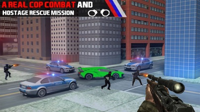 Bank Robbery Shooting Game-2