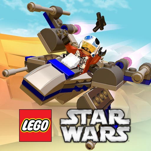 LEGO® Star Wars™ Microfighters sur iPhone / iPad