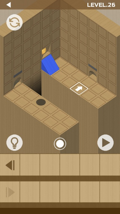 Woodish Brick & Ball Puzzles screenshot 3