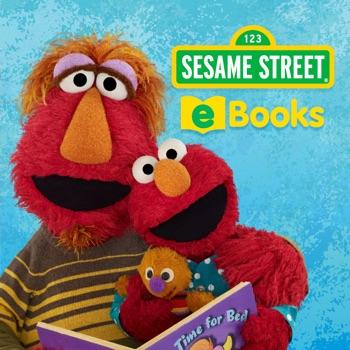 Sesame Street eBooks for iPad Logo