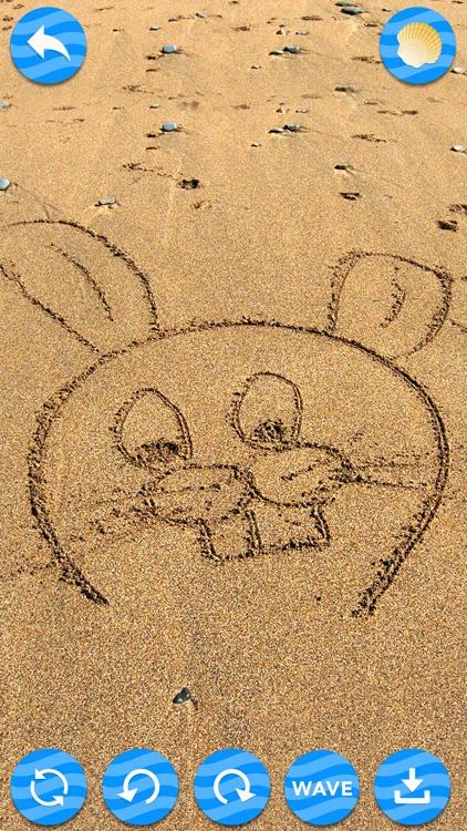 Sand Draw Sketch Drawing Pad screenshot-4