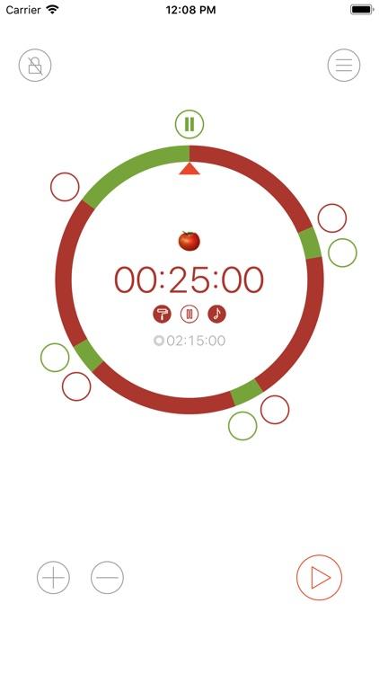 Ring Timer — custom intervals screenshot-3
