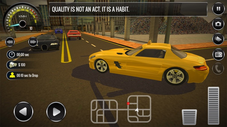 New York Taxi Driver 3d screenshot-3