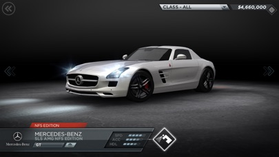 Screenshot for Need for Speed™ Most Wanted in Egypt App Store