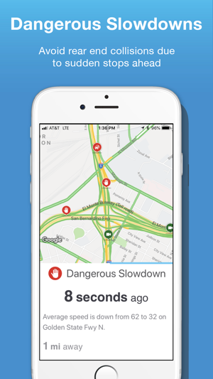 INRIX Traffic on the App Store
