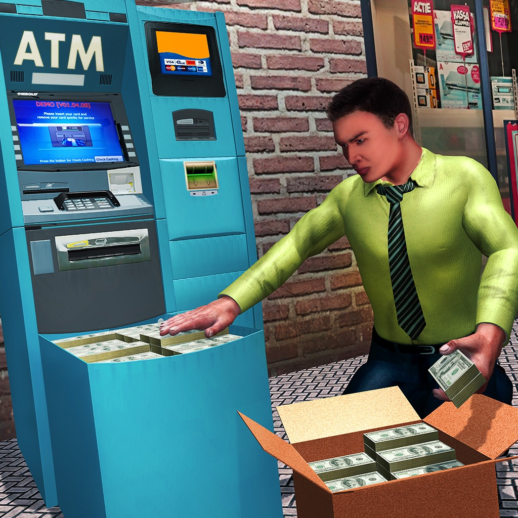 ATM Cash Delivery Security Van hack