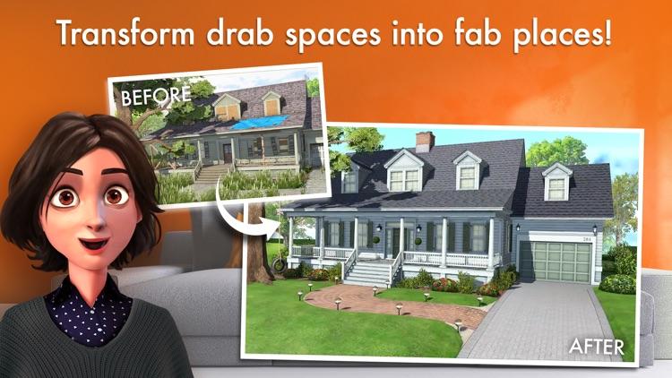 Home Design Makeover! screenshot-0