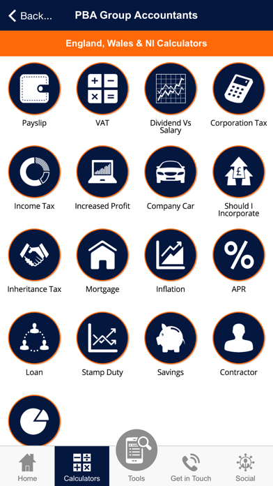 PBA Group Accountants screenshot three