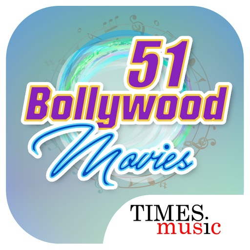 51 Bollywood Movies by Times Music