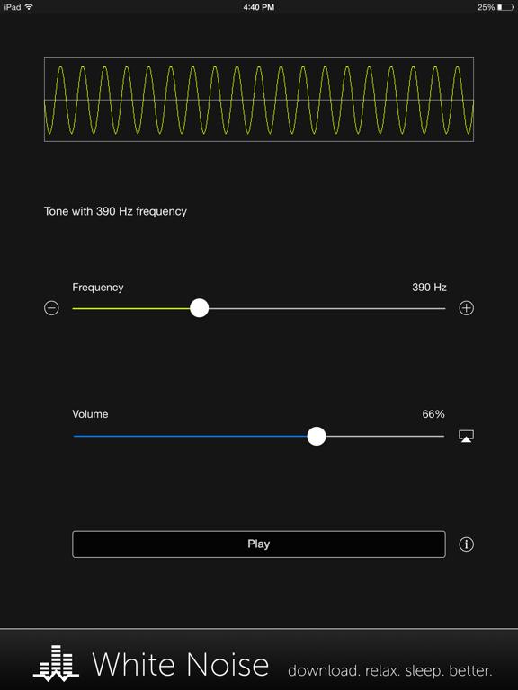 Tone Generator: Audio Sound Hz screenshot 6