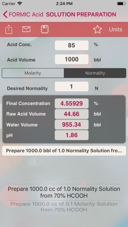 FORMIC Acid screenshot-5
