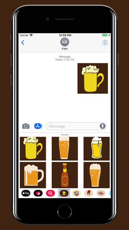 Craft Beer - Brewing Stickers screenshot-4