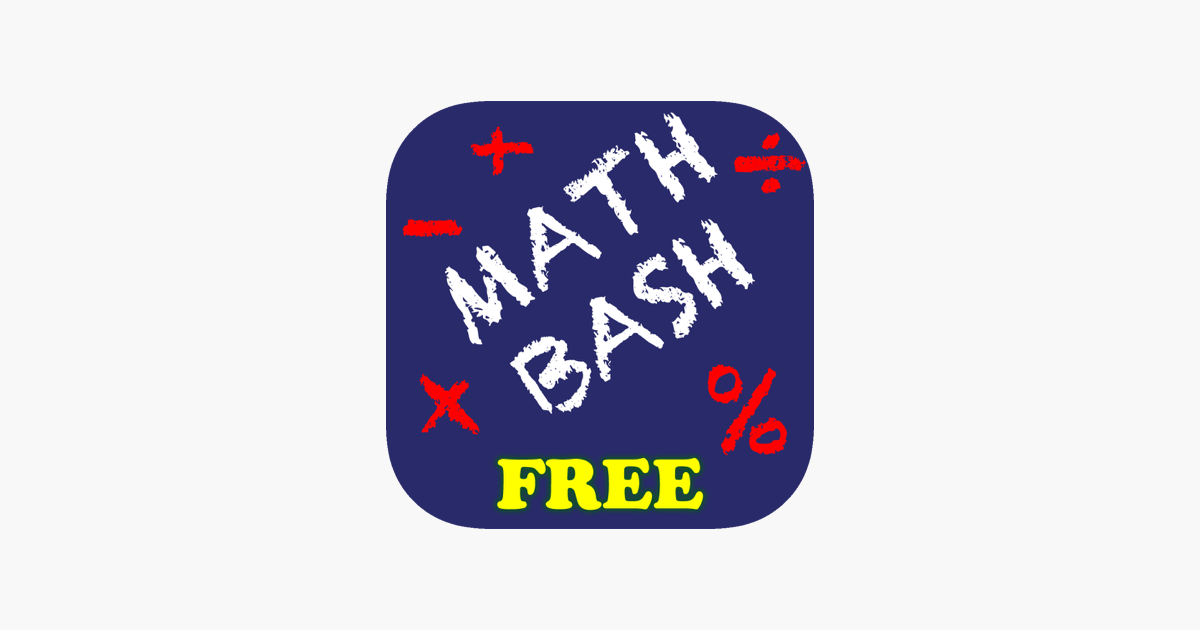 Maths Bash Secondary Free on the App Store